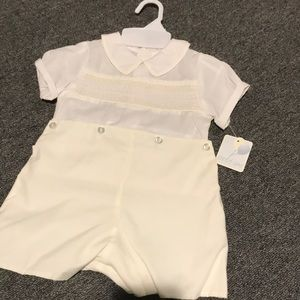Baby European outfit
